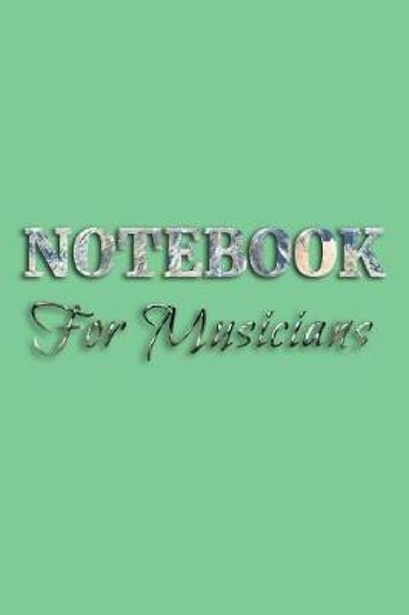Notebook for Musicians