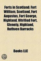 Forts in Scotland