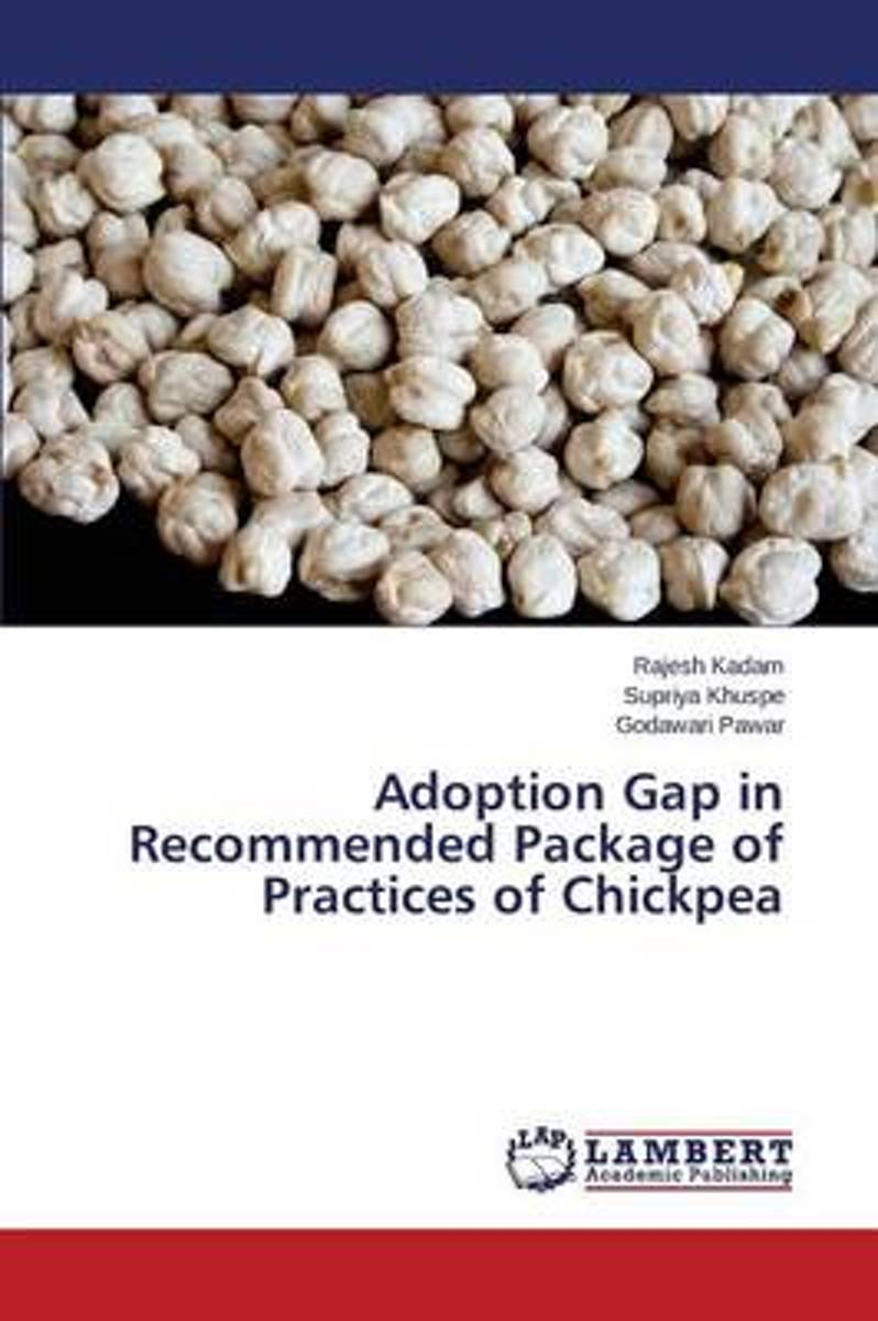 Adoption Gap in Recommended Package of Practices of Chickpea