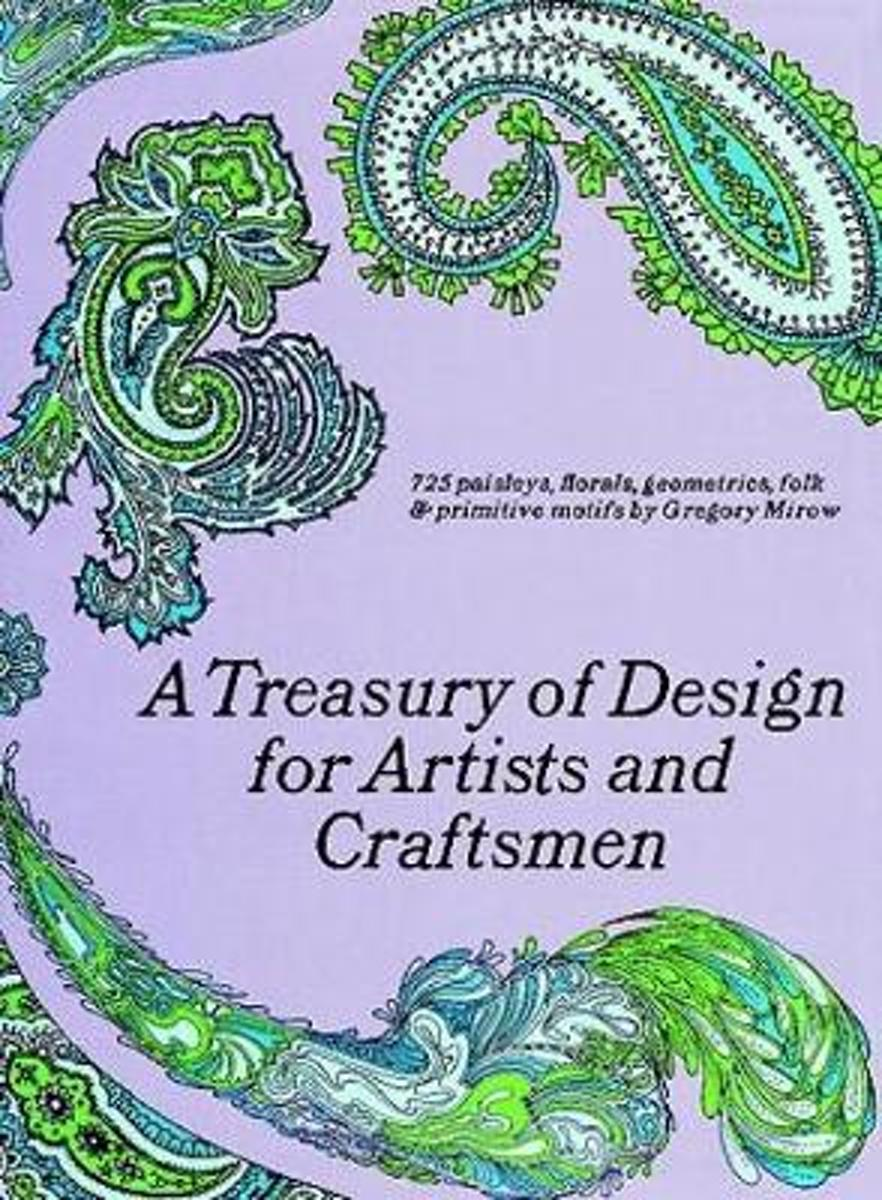 A Treasury of Design for Artists and Craftsmen
