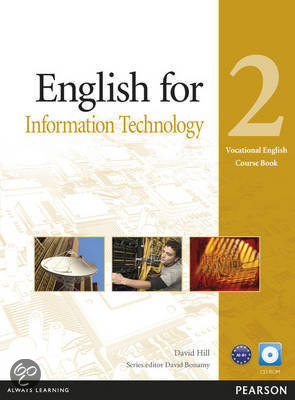 English for IT Level 2 Coursebook for Pack