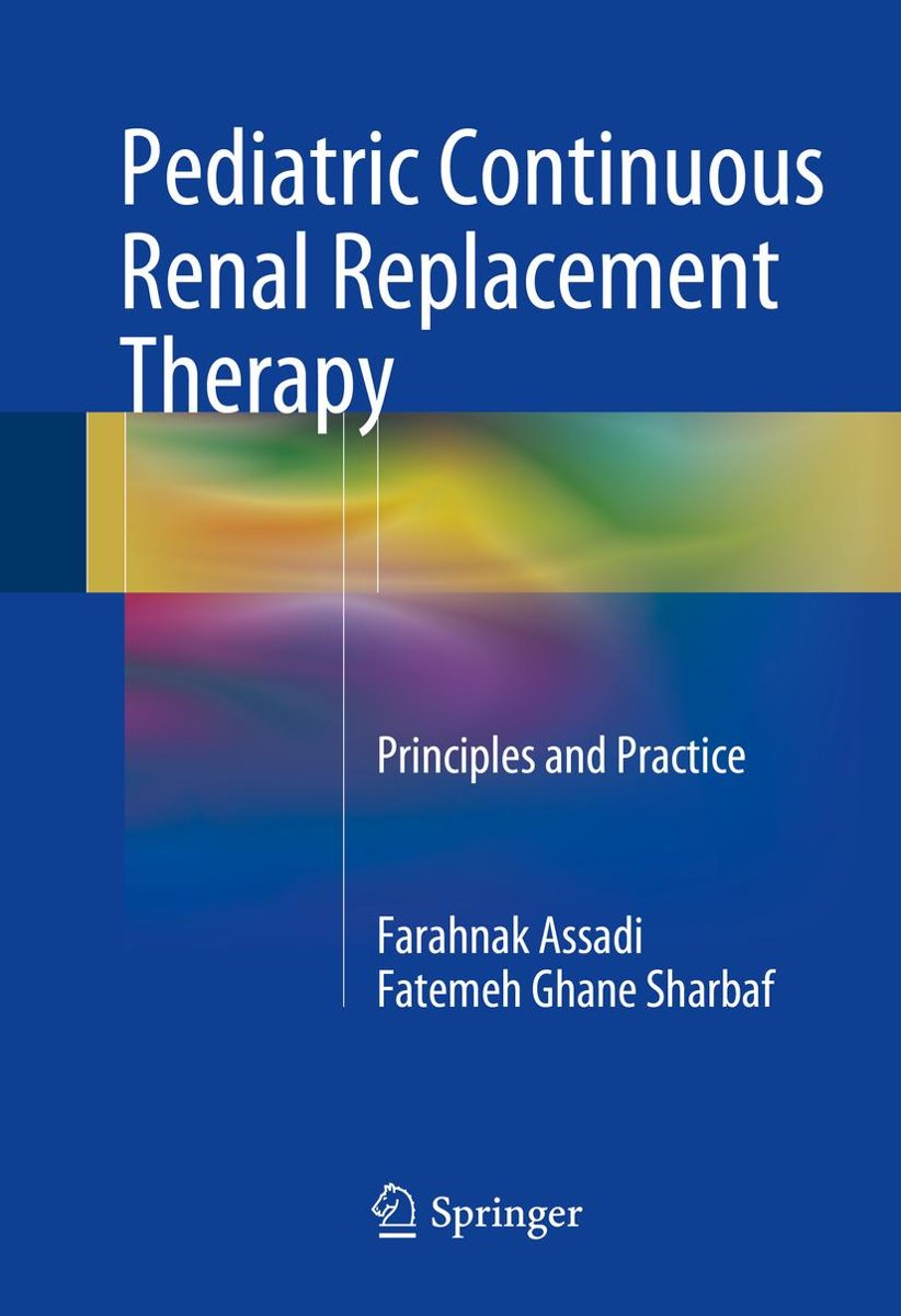 Pediatric Continuous Renal Replacement Therapy