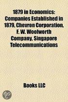 1879 In Economics: Companies Established In 1879, Chevron Corporation, F. W. Woolworth Company, Singapore Telecommunications