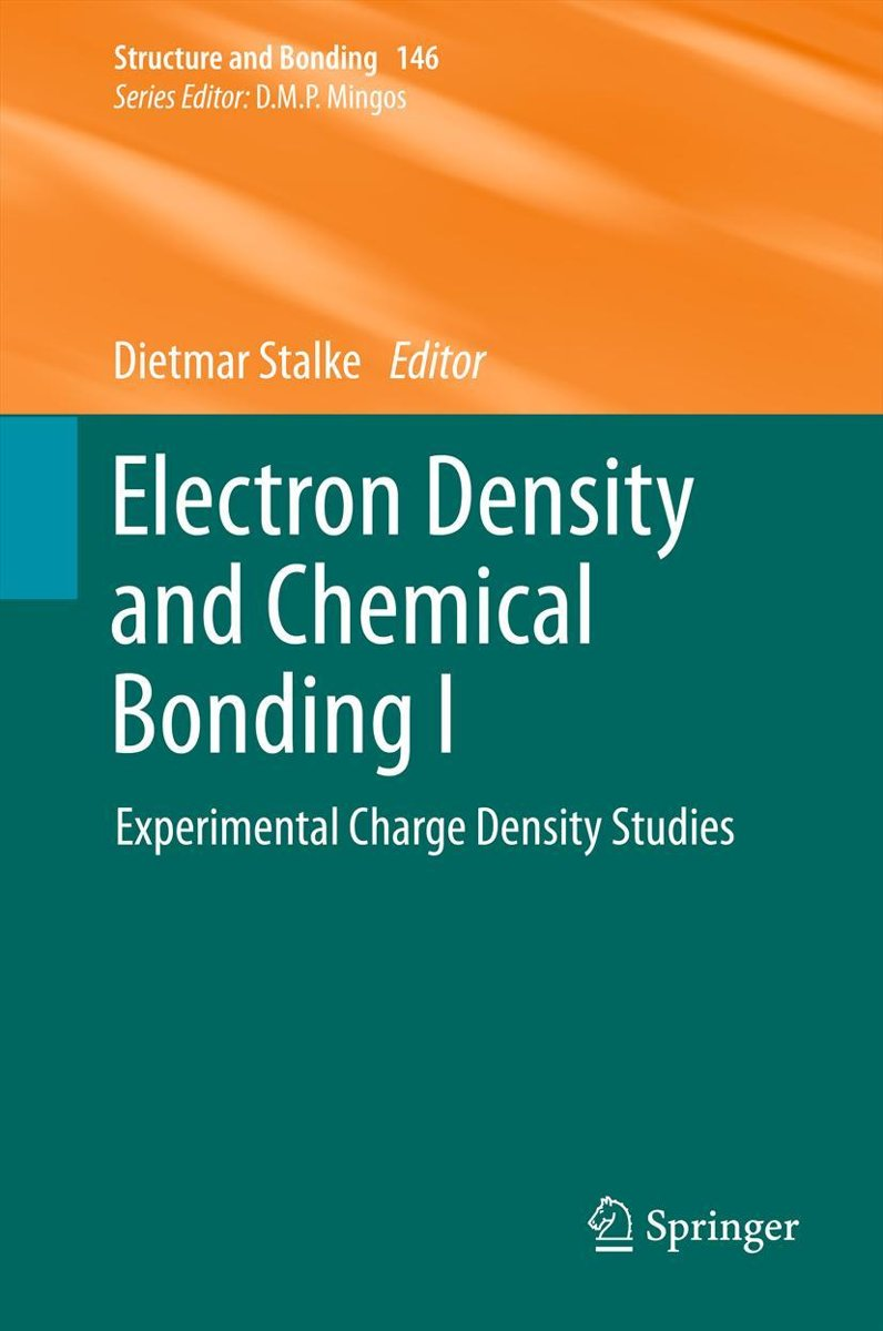 Electron Density and Chemical Bonding I