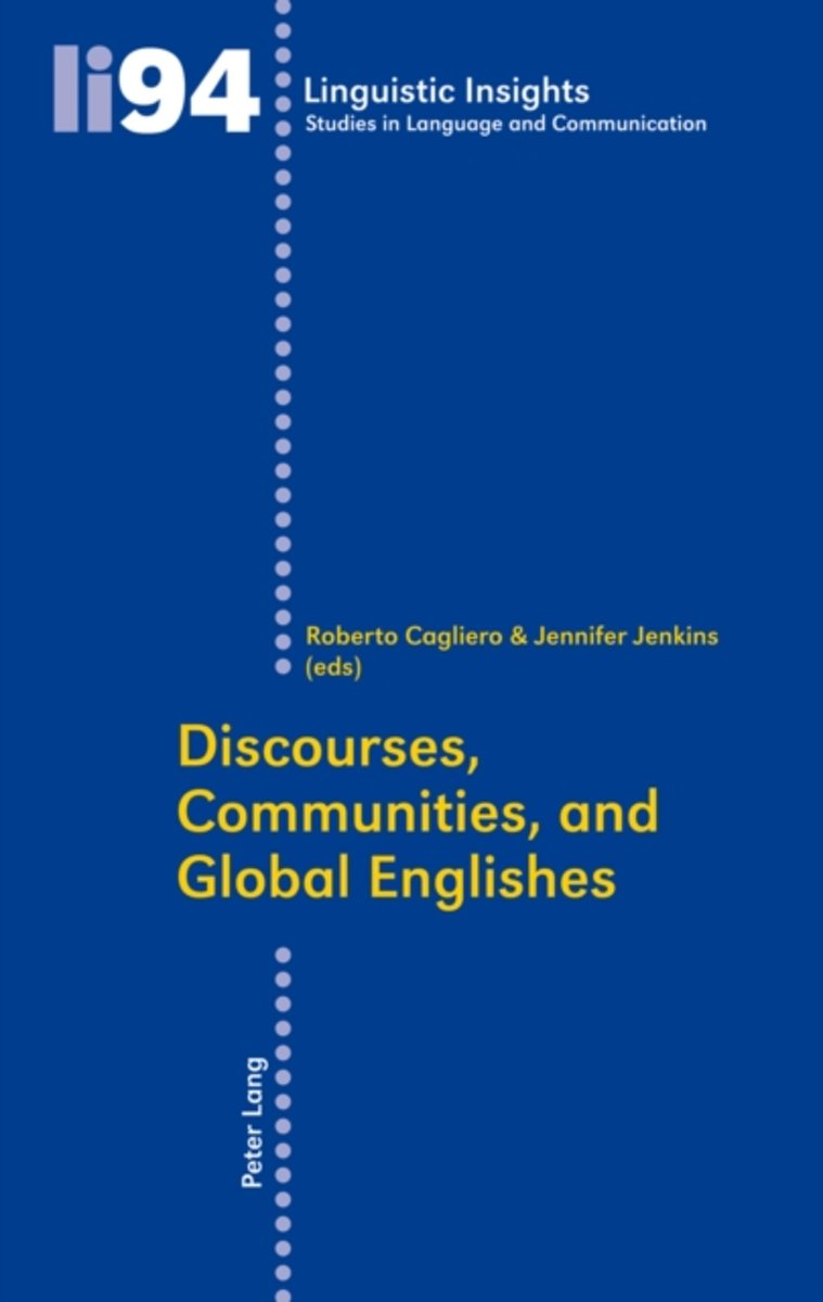 Discourses, Communities, and Global Englishes
