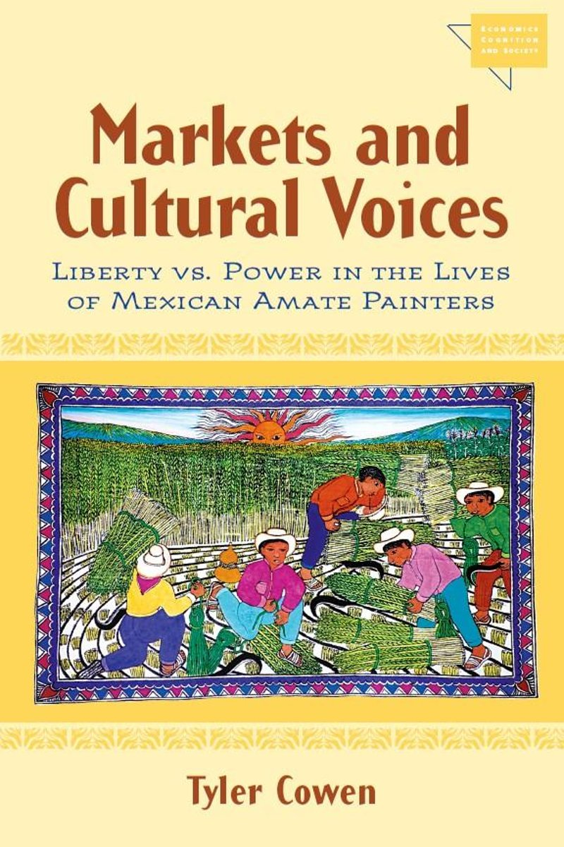 Markets and Cultural Voices