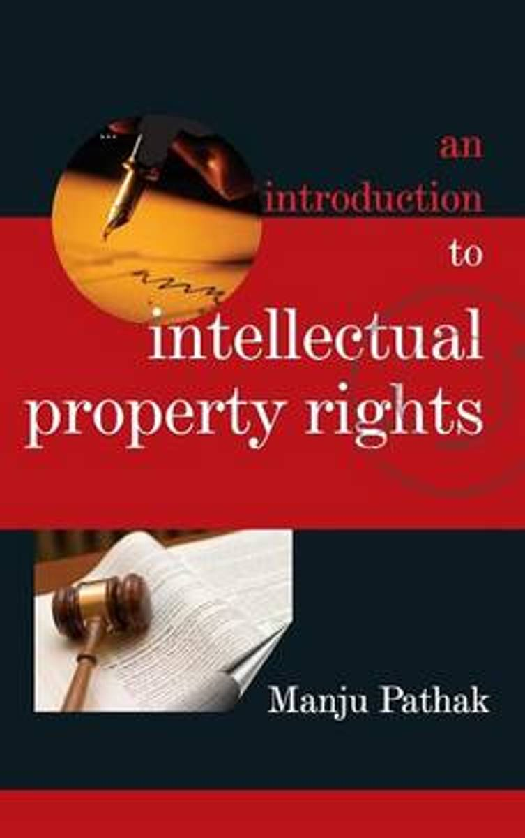 An Introduction to Intellectual Property Rights