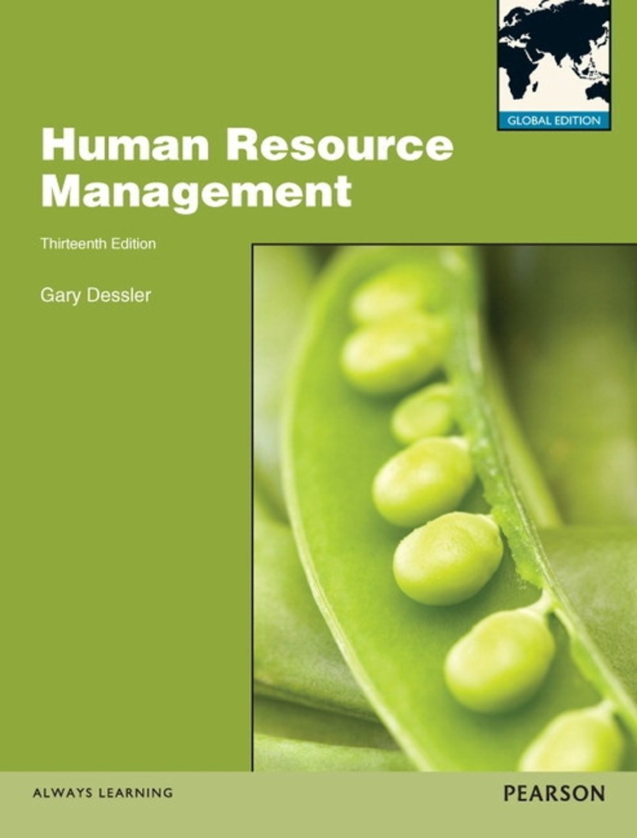 Human Resource Management, Plus MyManagementLab with Pearson Etext