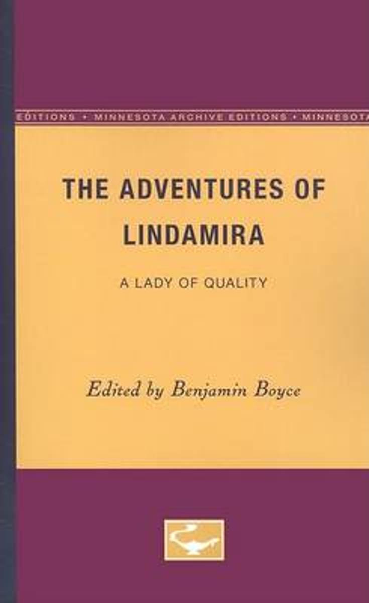 The Adventures of Lindamira