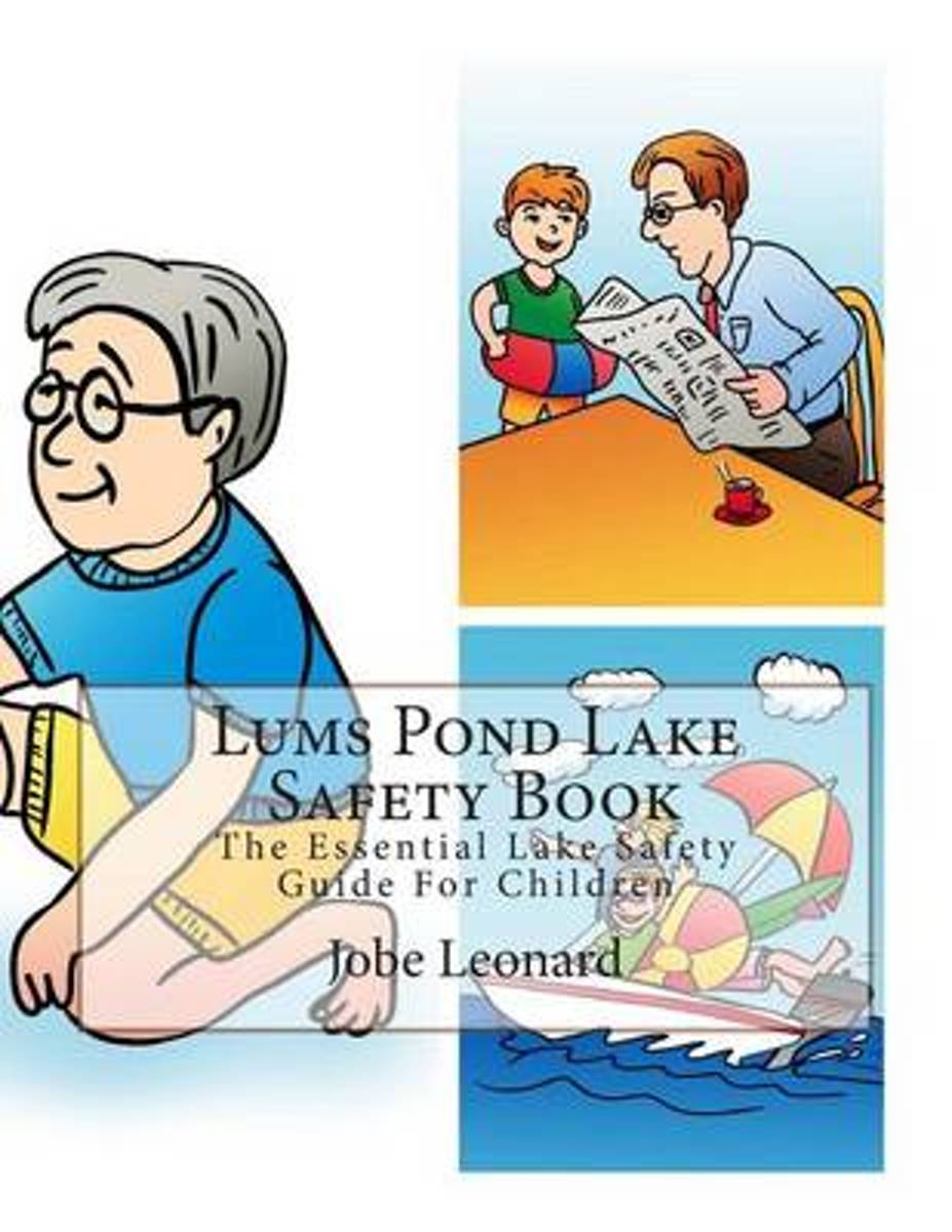 Lums Pond Lake Safety Book