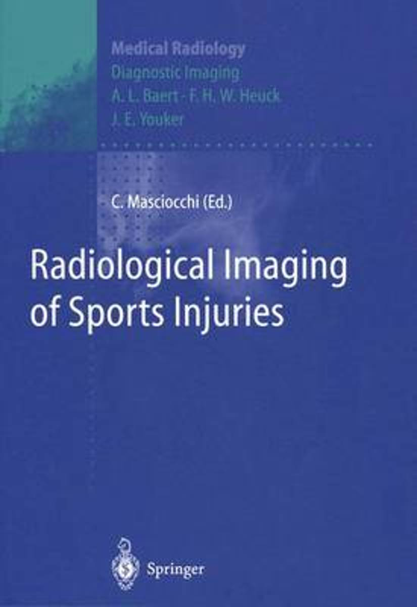Radiological Imaging of Sports Injuries