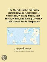 The World Market for Parts, Trimmings, and Accessories of Umbrellas, Walking-Sticks, Seat-Sticks, Whips, and Riding-Crops