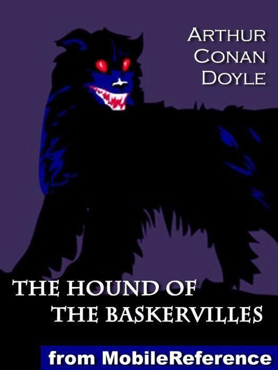 The Hound Of The Baskervilles (Mobi Classics)
