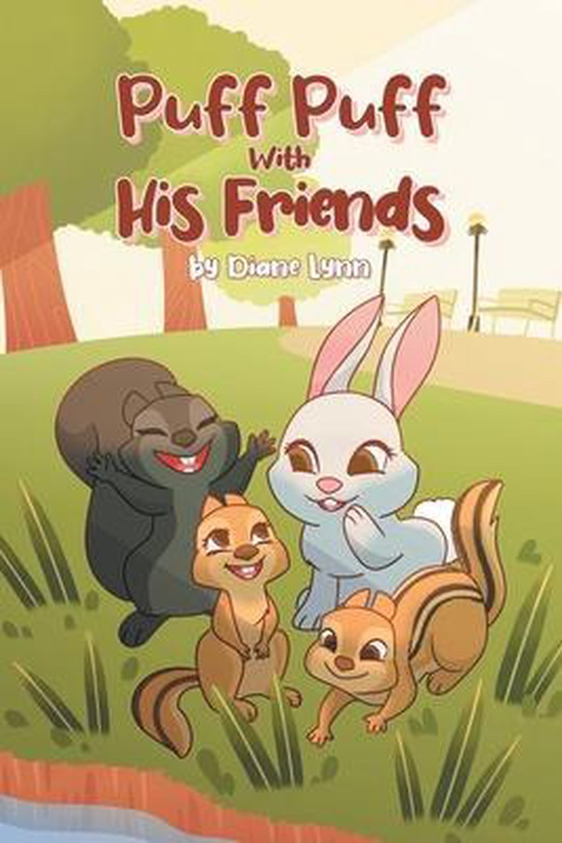 Puff Puff With His Friends