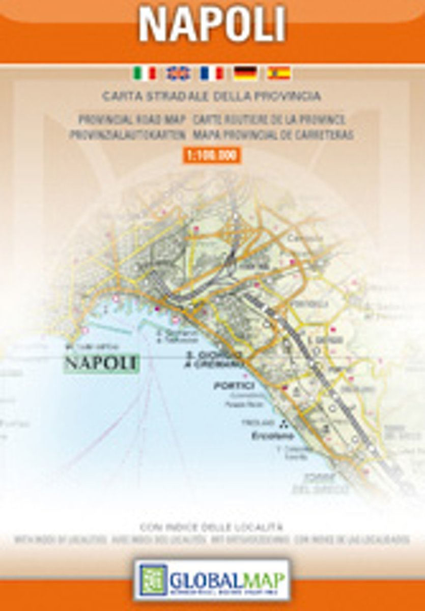 Napoli 1:100.000 (Global Map)