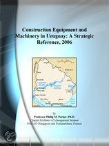 Construction Equipment and Machinery in Uruguay