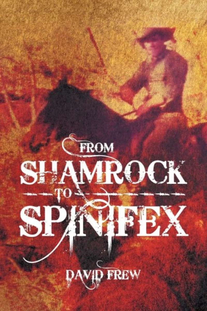 From Shamrock to Spinifex