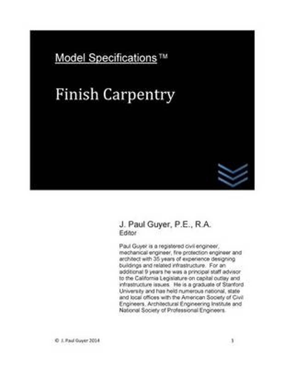 Model Specifications