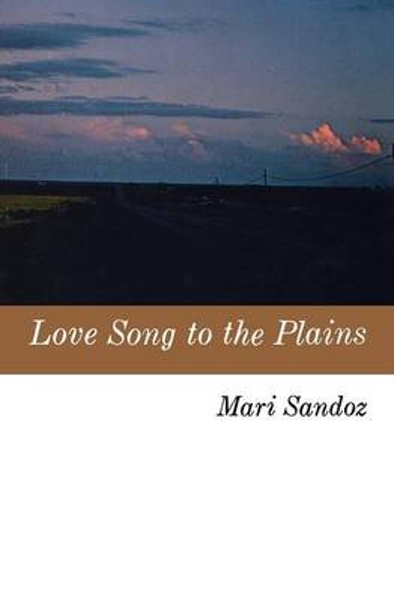 Love Song to the Plains