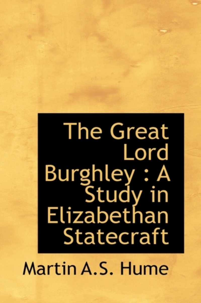 The Great Lord Burghley