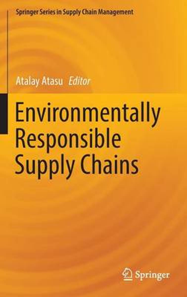 Environmentally Responsible Supply Chains