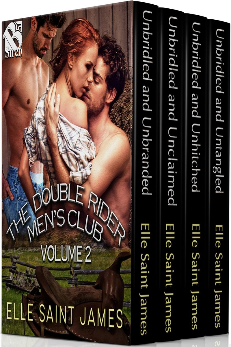 The Double Rider Men's Club Collection, Volume 2