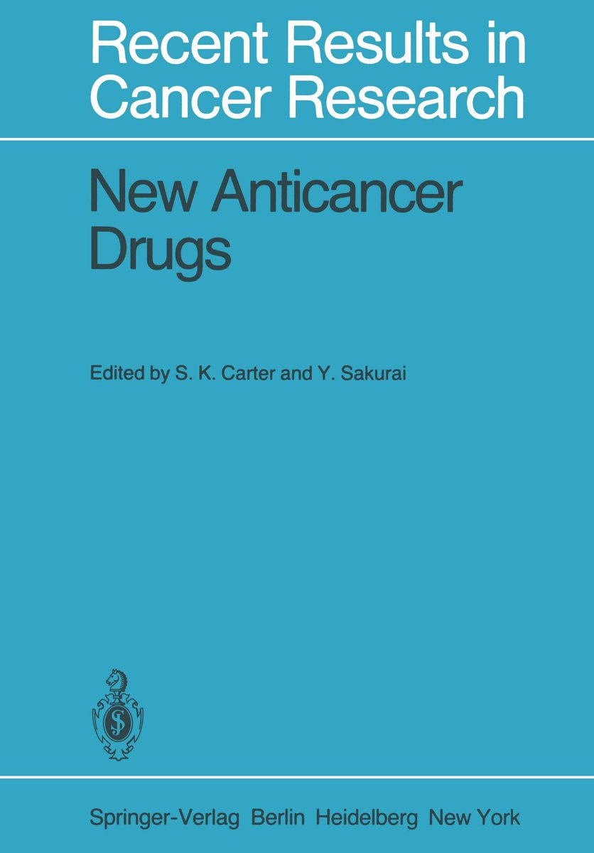 New Anticancer Drugs