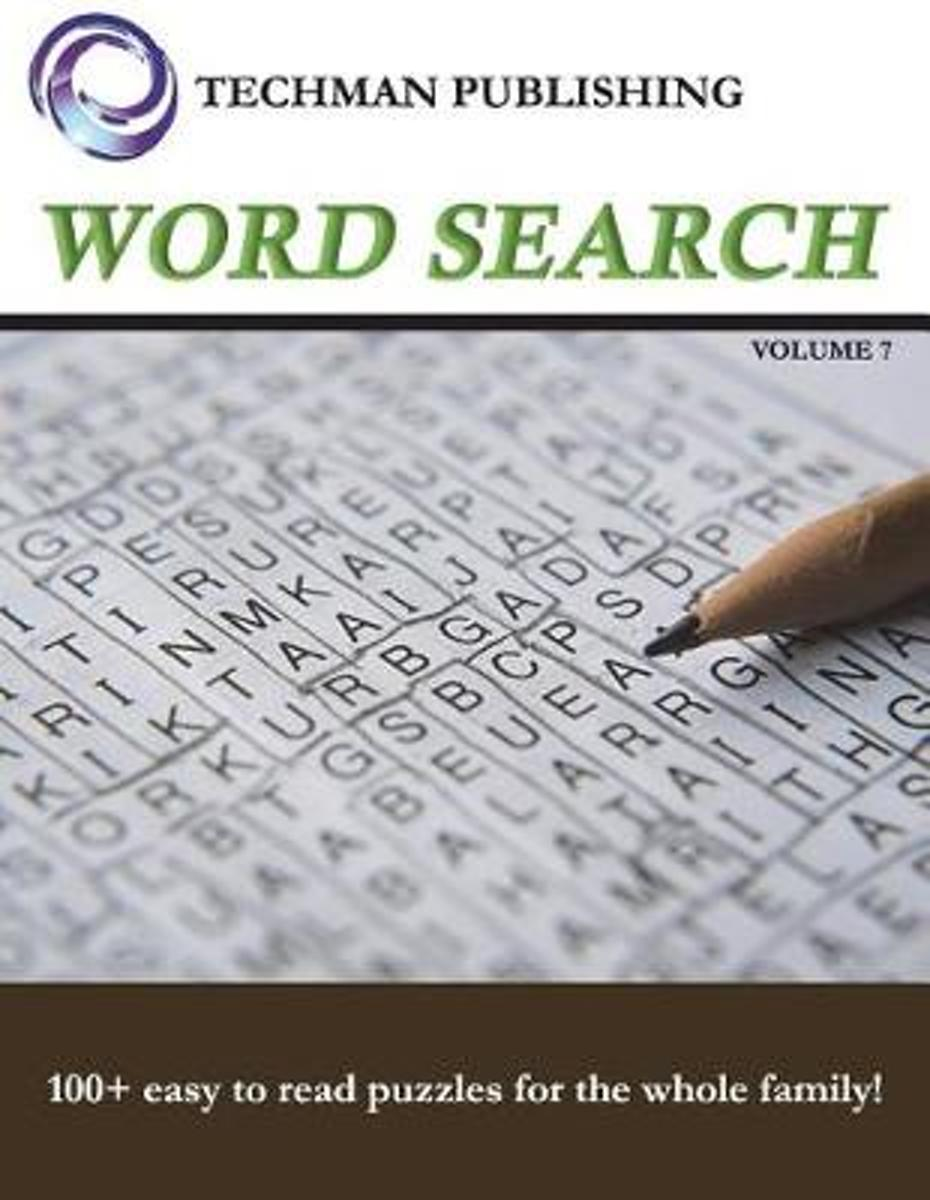 Word Search Volume 7