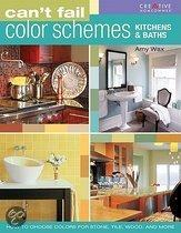 Can'T Fail Color Schemes Kitchens And Baths