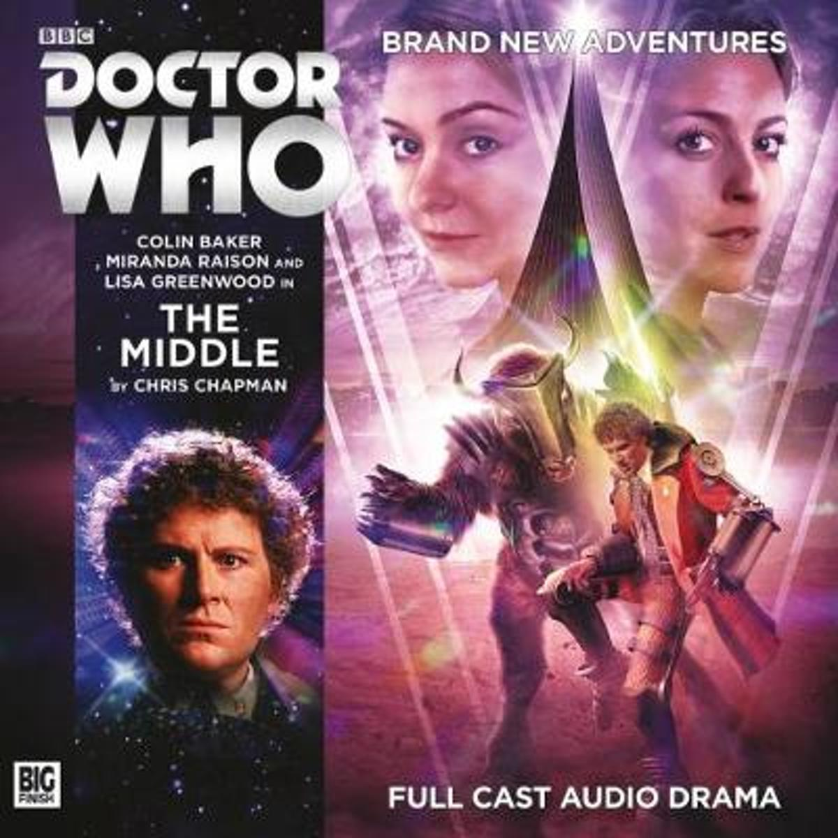 Doctor Who Main Range 232 - The Middle