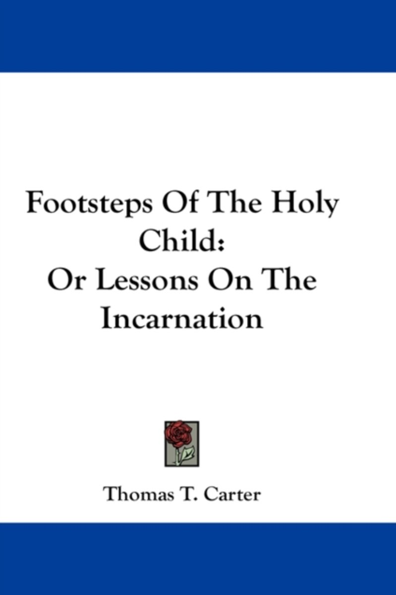 Footsteps of the Holy Child