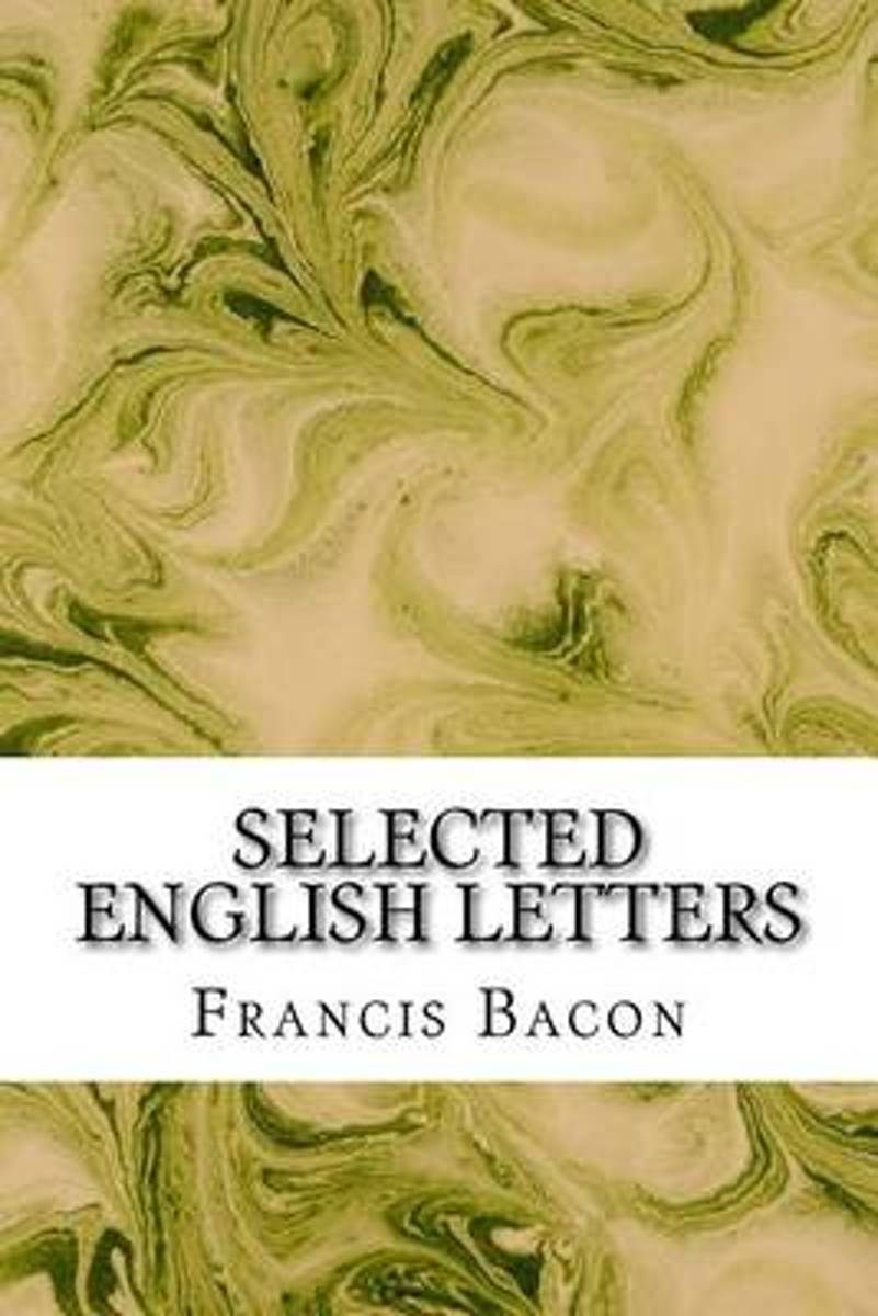 Selected English Letters
