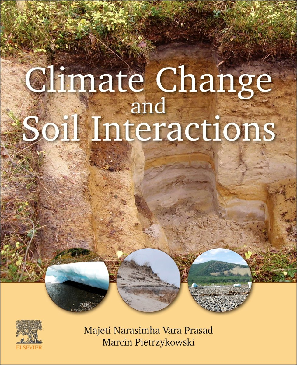 Climate Change and Soil Interactions