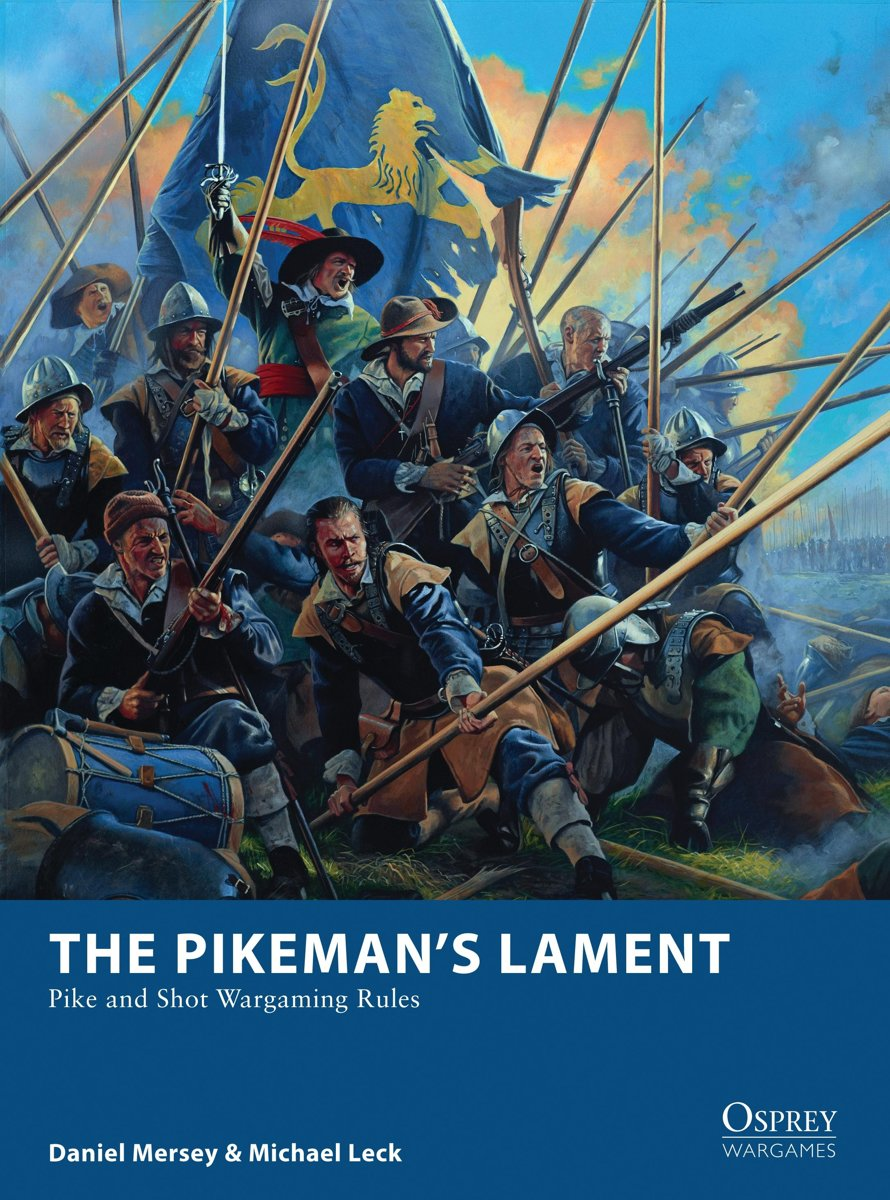 The Pikeman's Lament image
