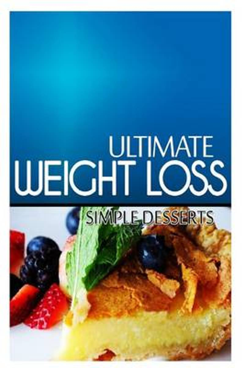 Ultimate Weight Loss - Simple Dessert