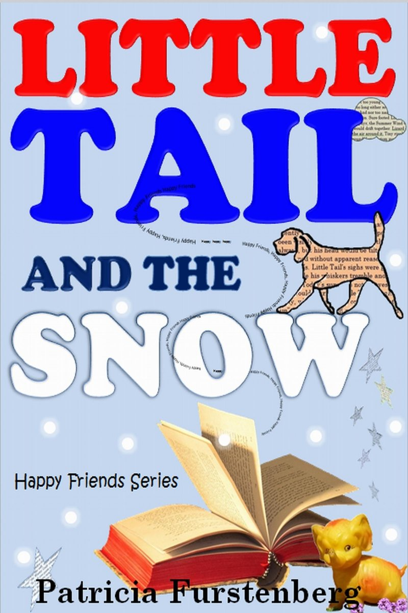 Little Tail and the Snow, Happy Friends Series