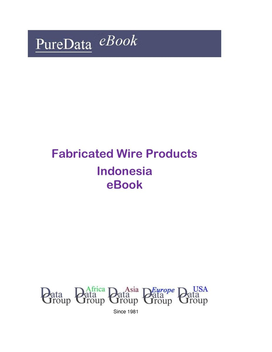 Fabricated Wire Products in Indonesia