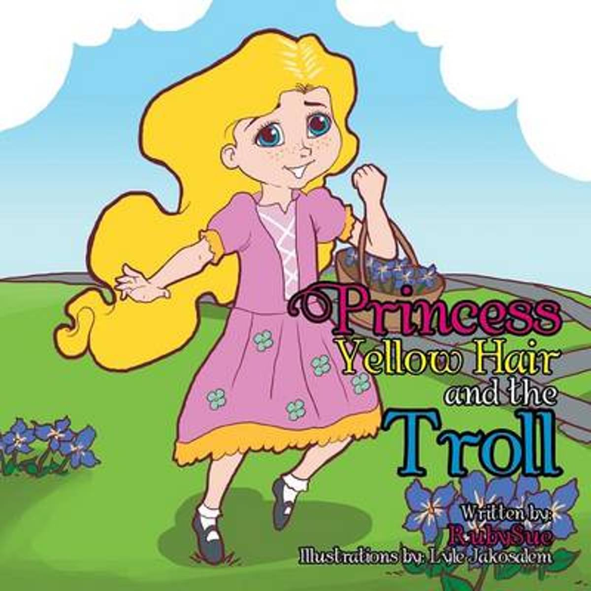 Princess Yellow Hair and the Troll