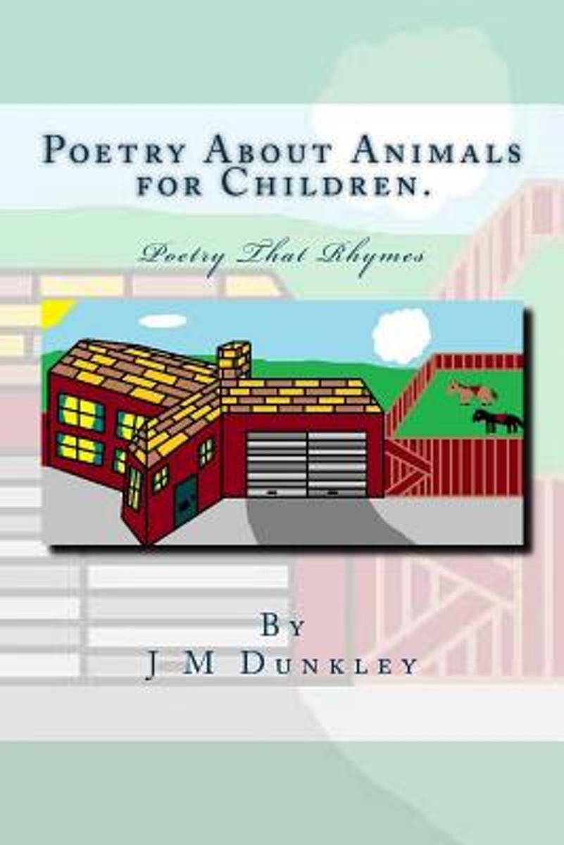 Poetry about Animals for Children