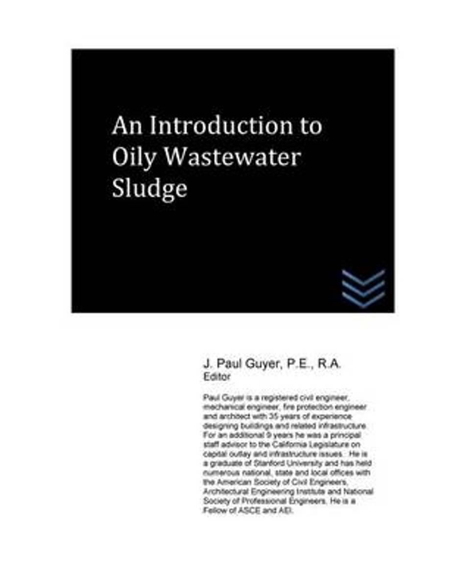 An Introduction to Oily Wastewater Sludge