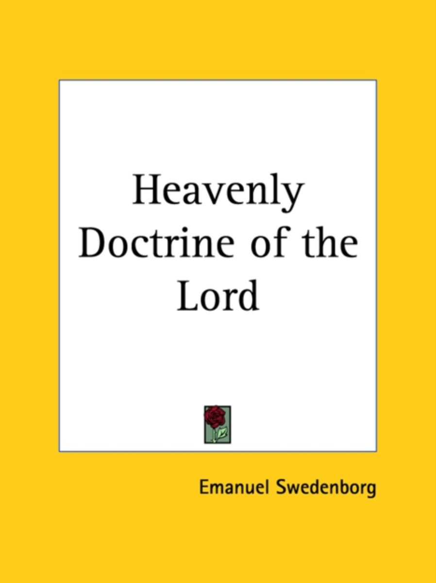 Heavenly Doctrine of the Lord (1881)