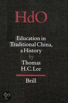 Education in traditional China, a history