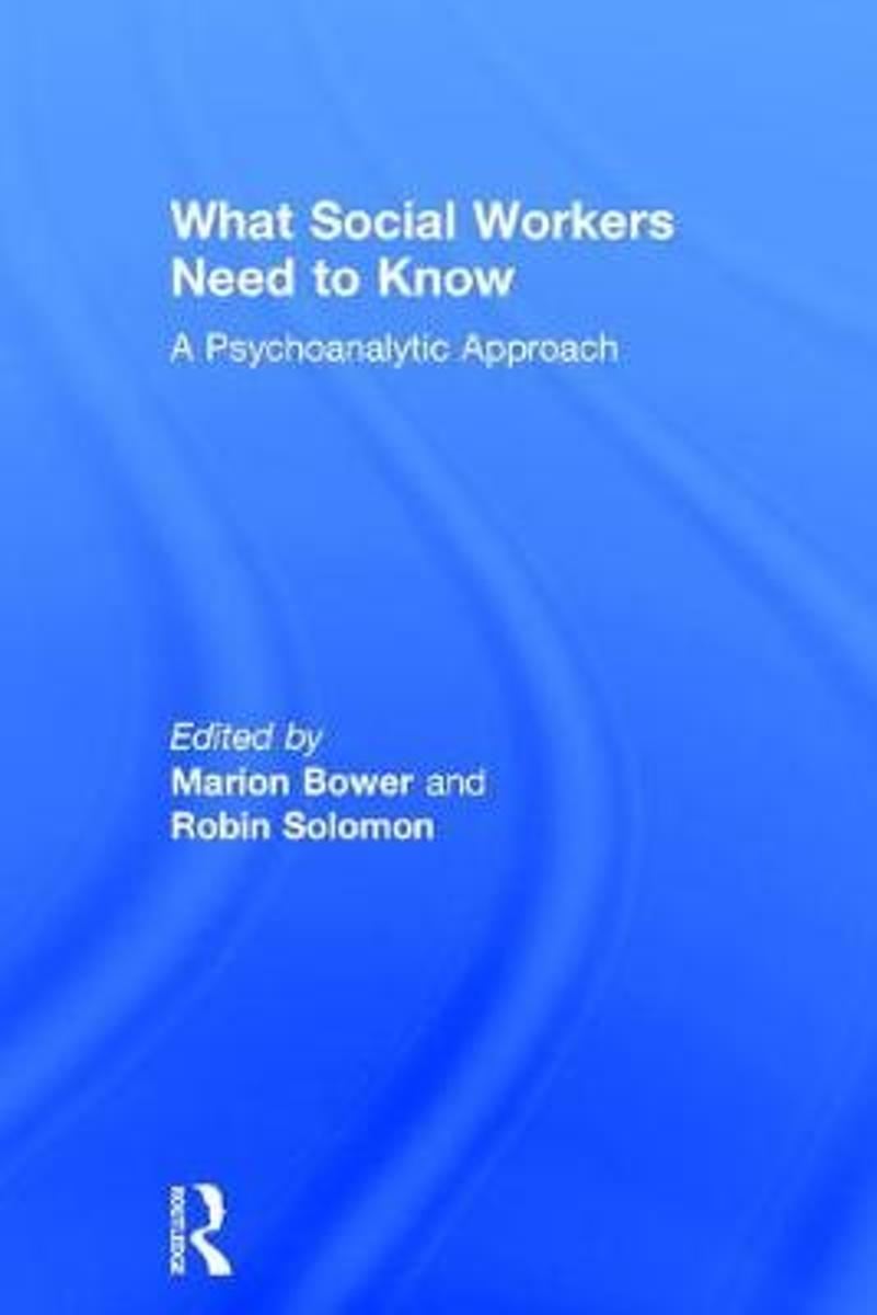 What Social Workers Need to Know
