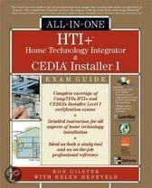 Hti+ Home Technology Integration and Cedia Installer I All-In-One Exam Guide