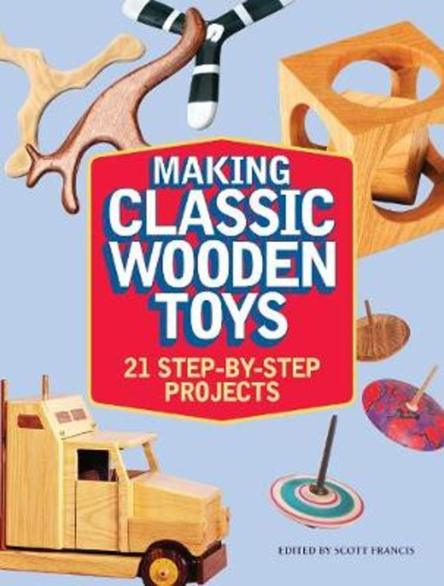 Making Classic Wooden Toys
