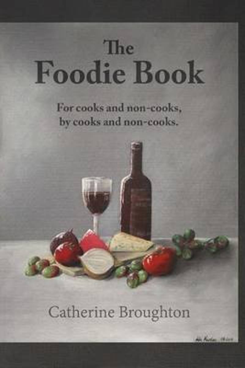 The Foodie Book
