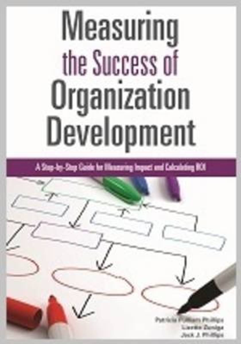 Measuring the Success of Organization Development