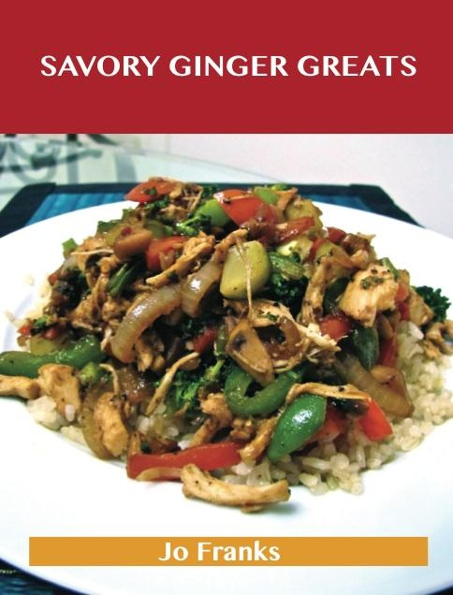 Savory Ginger Greats