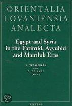 Egypt and Syria in the fatimid, Ayyubid and Mamluk eras