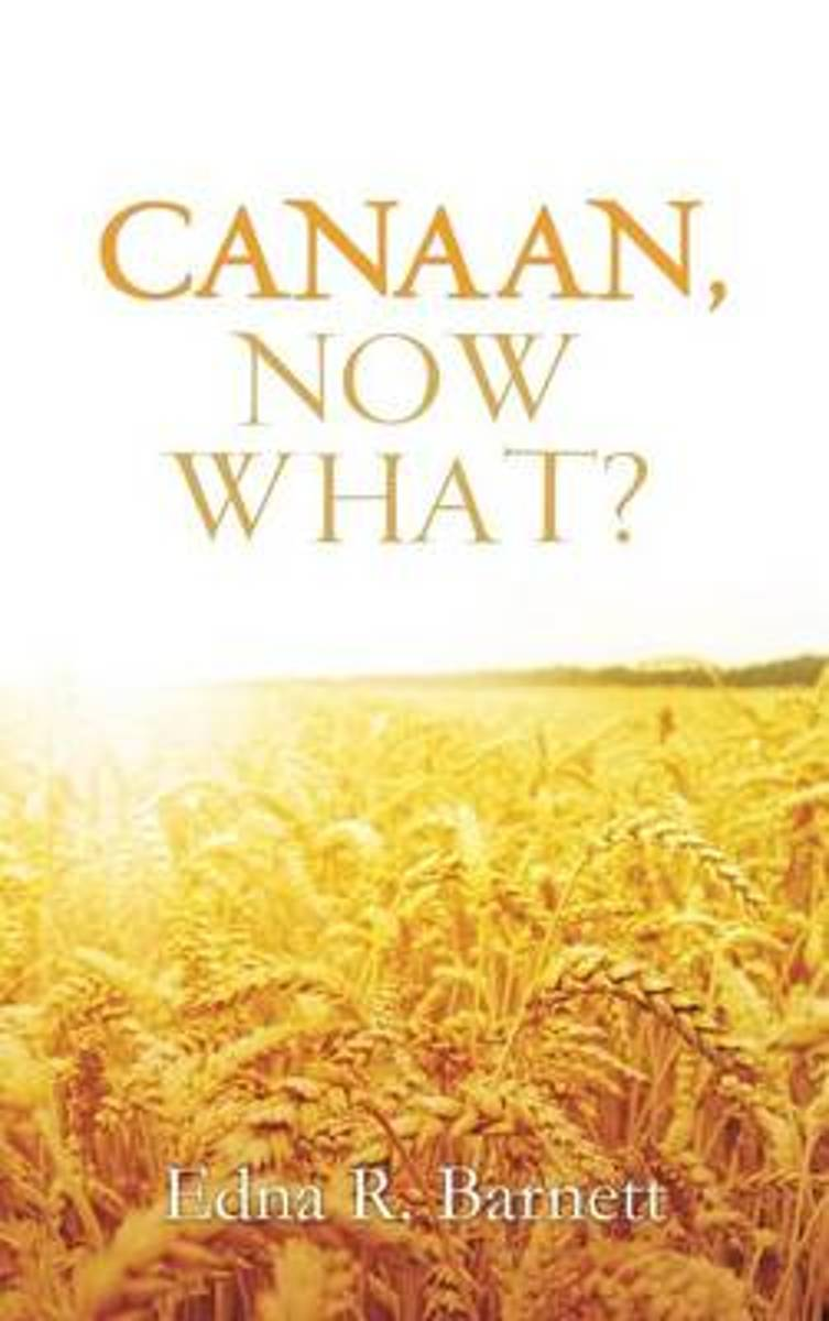 Canaan, Now What?